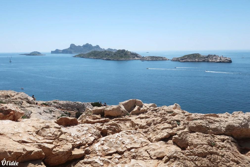 La calanque de Callelongue | Marseille