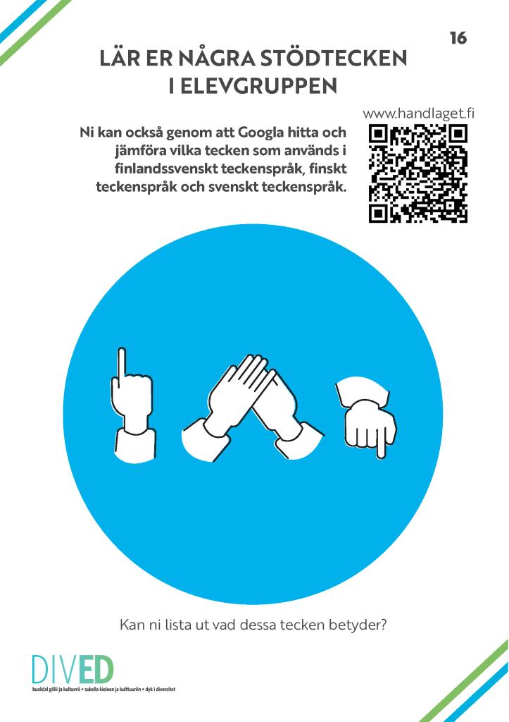 Länk till DivED-pdf om stödtecken