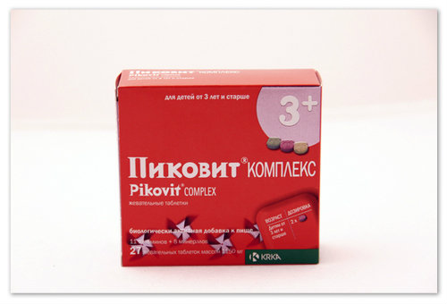 B vitaminai tabletėse