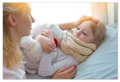 Ингаляции с физраствором и мирамистином детям