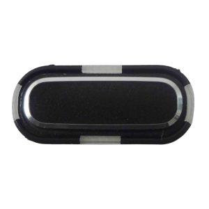Botão Home Samsung 8552 preto, peças e componentes para celular