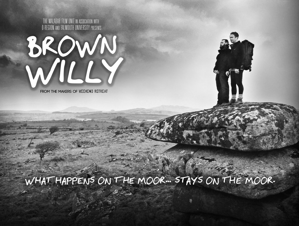 brown willy poster