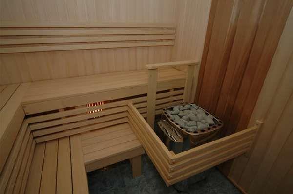 Interior do banho