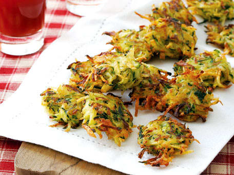 Organic Vegetable Fritters