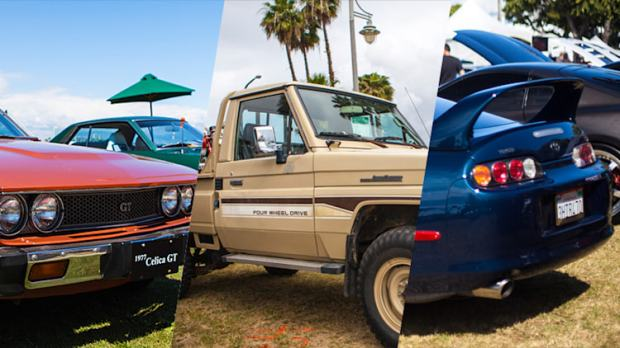 The Top 10 Toyotas from the 2016 Toyotafest