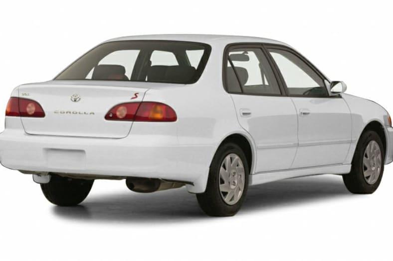 2001 Toyota Corolla Pictures