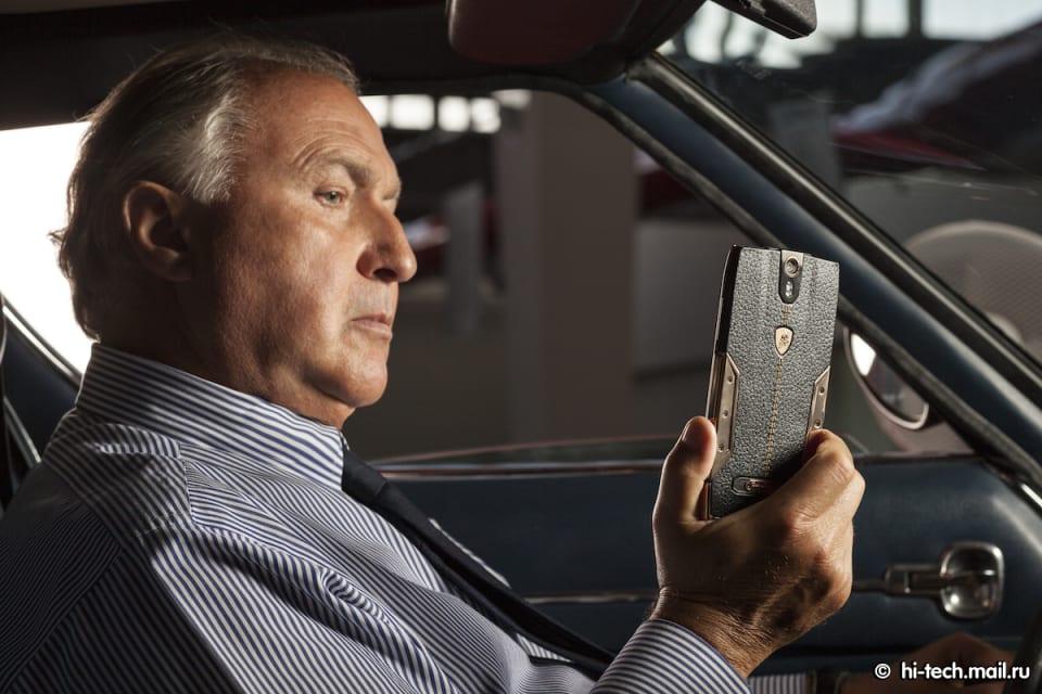 I 88 Tori di Lamborghini: Un telefono $6.000 per la gente con soldi da bruciare