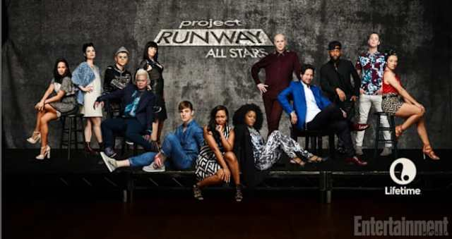 Project Runway All Stars - What Makes an All Star?