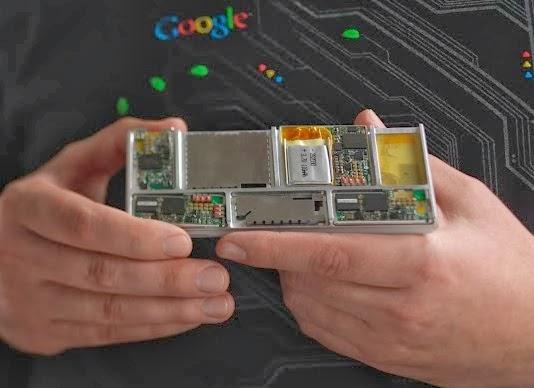 El móvil modular de Google podría venderse por apenas 50 dólares