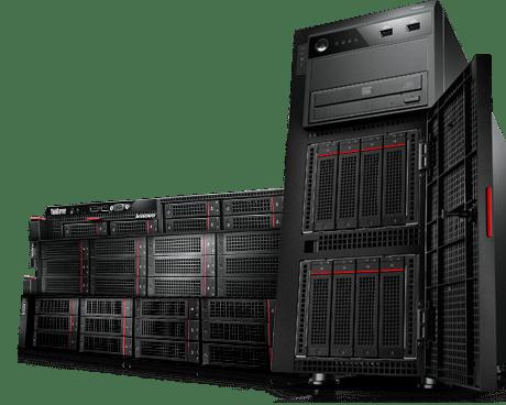 Lenovo compra la división de servidores x86 de IBM por 2.300 millones de dólares