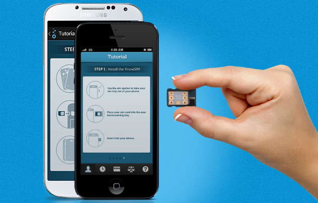 KnowRoaming review: This SIM 'sticker' makes it easy for travelers to save on data
