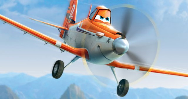Dusty in 'Planes'