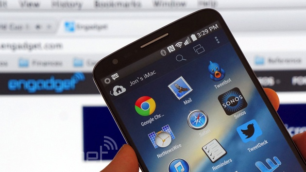 Parallels Access for Android