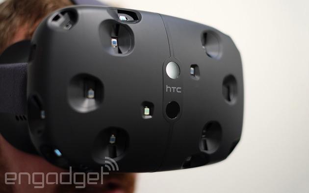 HTC's Vive VR headset