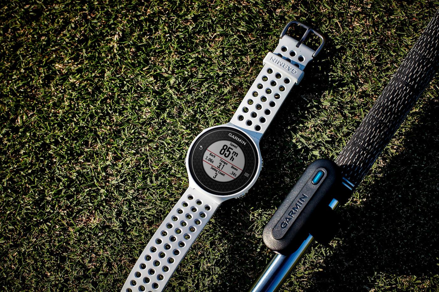 Il sensore del golf del TruSwing di Garmin può aiutarvi a migliorare il vostro gioco