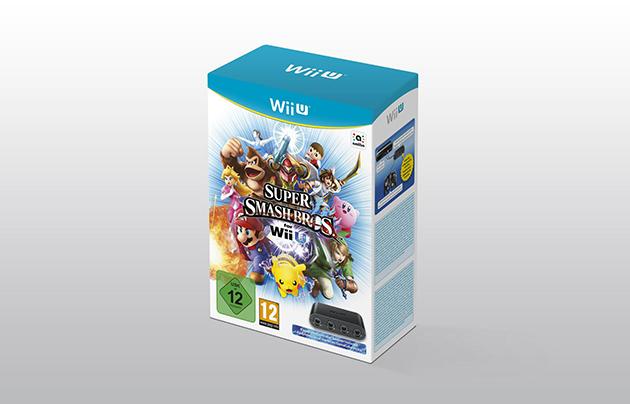 Super Smash Bros para Wii U llegará el 5 de diciembre