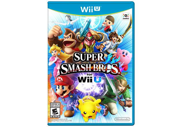 Super Smash Bros para Wii U tendrá modo para 8 jugadores