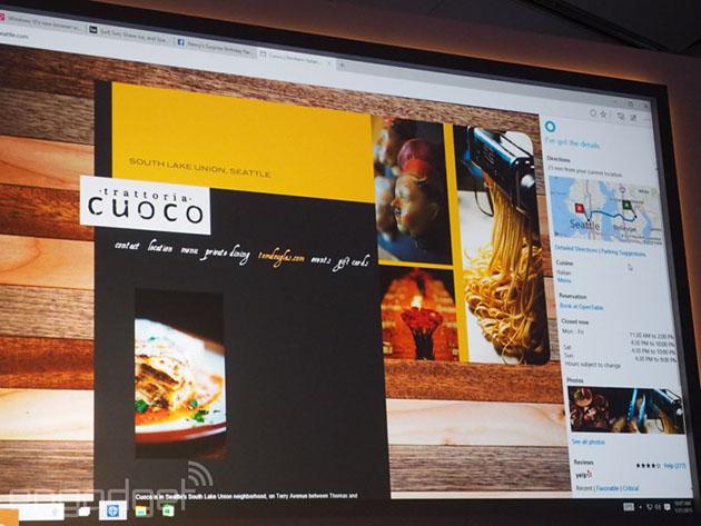 Ya puedes probar Project Spartan, el nuevo navegador de Windows 10