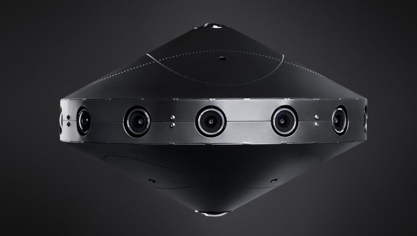 Facebook Surround 360 es una cámara 360 8K de código libre