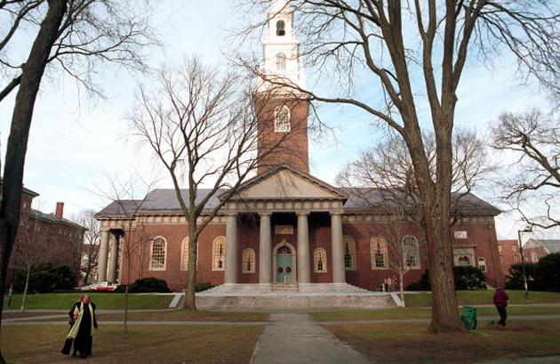 Harvard ha usato le macchine fotografiche per seguire la partecipazione senza dire gli studenti