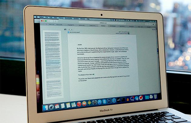Draftback trova la storia nascosta delle vostre epiche del documento di Google