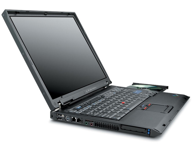 IBM ThinkPad T43