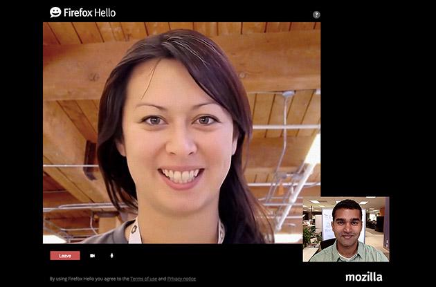 Firefox rende la video chiacchierata più semplice, lancia il mercato per il desktop