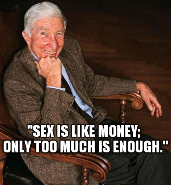 Hilarious Celebrity Sex Quotes
