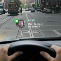 Navdy, the Voice/Motion-Activated In-Car Heads-Up Display