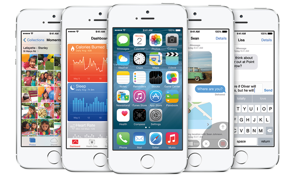 iOS 8 will be available to download on September 17th