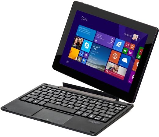le compresse ibride dei eFun offrono una scelta: Windows 8,1 o androide?