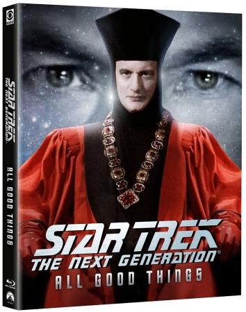 """Che cosa è sul vostro HDTV: """"Star Trek: TNG"""" S7, """"gioco dei troni"""