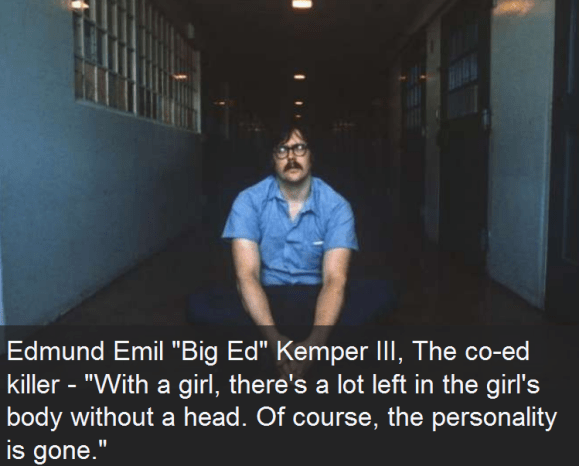 Crime, Creepy Things Said By Killers, Weird And Bizarre Things Said By Criminals