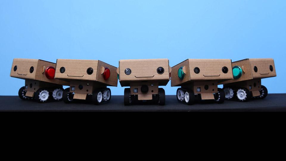 Cinque domande per luomo che ha creato un documentarian del robot