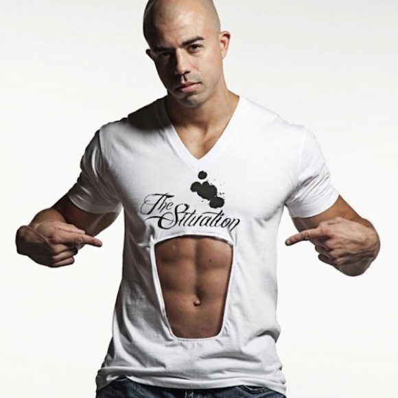 douchiest shirts ever created, douchey shirts, the situation abs