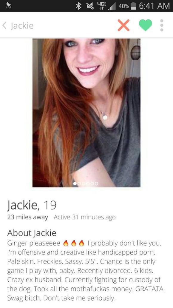 Funny Photos, Crazy Tinder Profiles