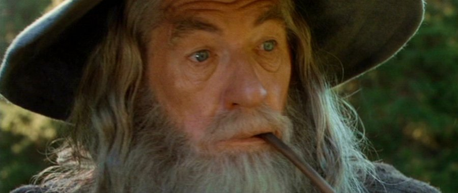 Lord Of The Wedding Rings Nicht Mit Gandalf Engadget