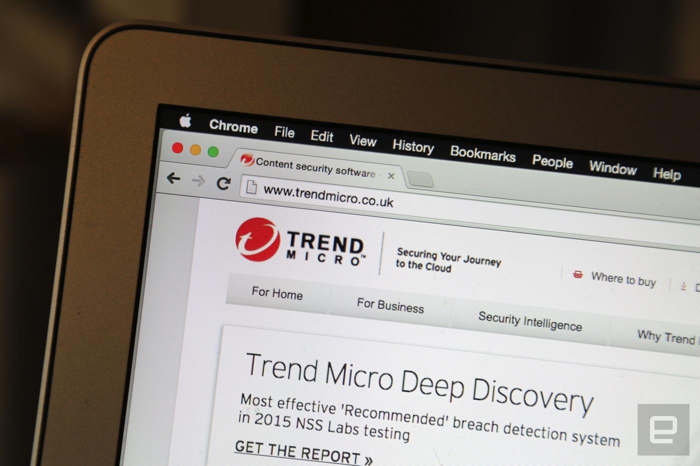 Il software antivirus di Trend Micro lascia gli utenti aperti allattacco