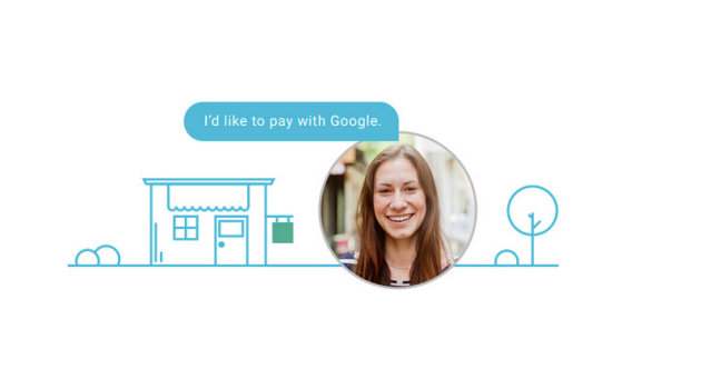google pagues big mac con tu cara