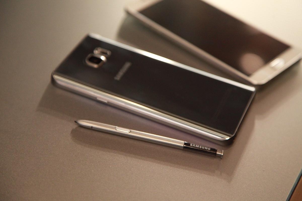 Galaxy Note 5 - AOL/Carlos Martínez