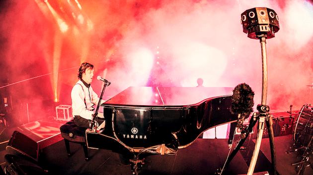 Il cartone app di Google vi immerge in un concerto di Paul McCartney