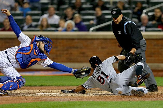 Marlins vs. Mets