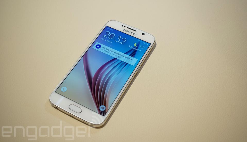 Samsung Galaxy S6 se presenta de manera oficial