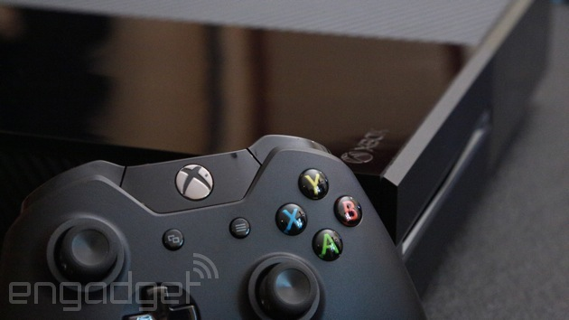 Xbox One and its gamepad