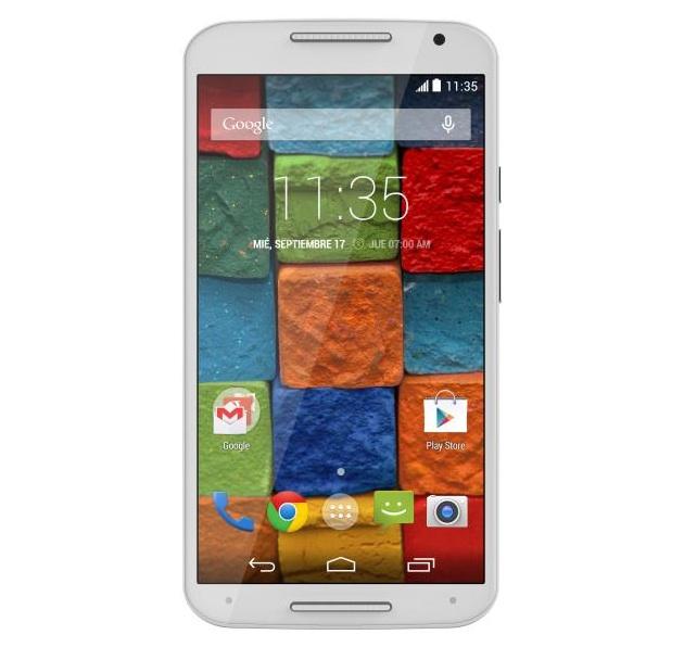 Nuevo Moto X, lo mejor de Motorola recibe un apretón de tuercas