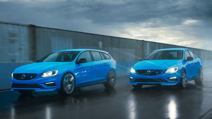 Volvo Polestar models