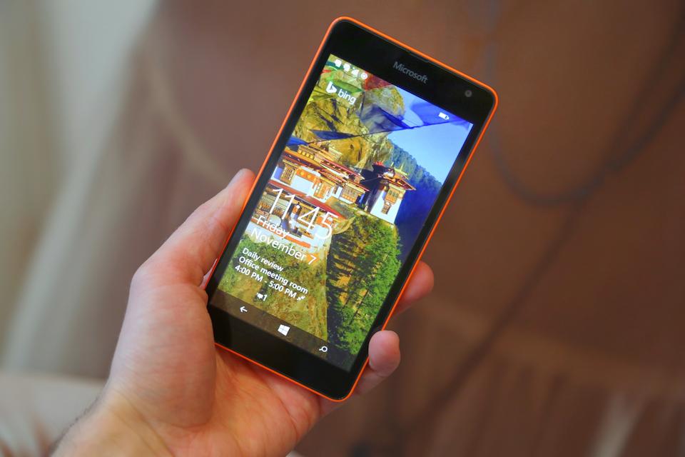 Microsoft cede il nome di Nokia per il suo Lumia a basso costo 535
