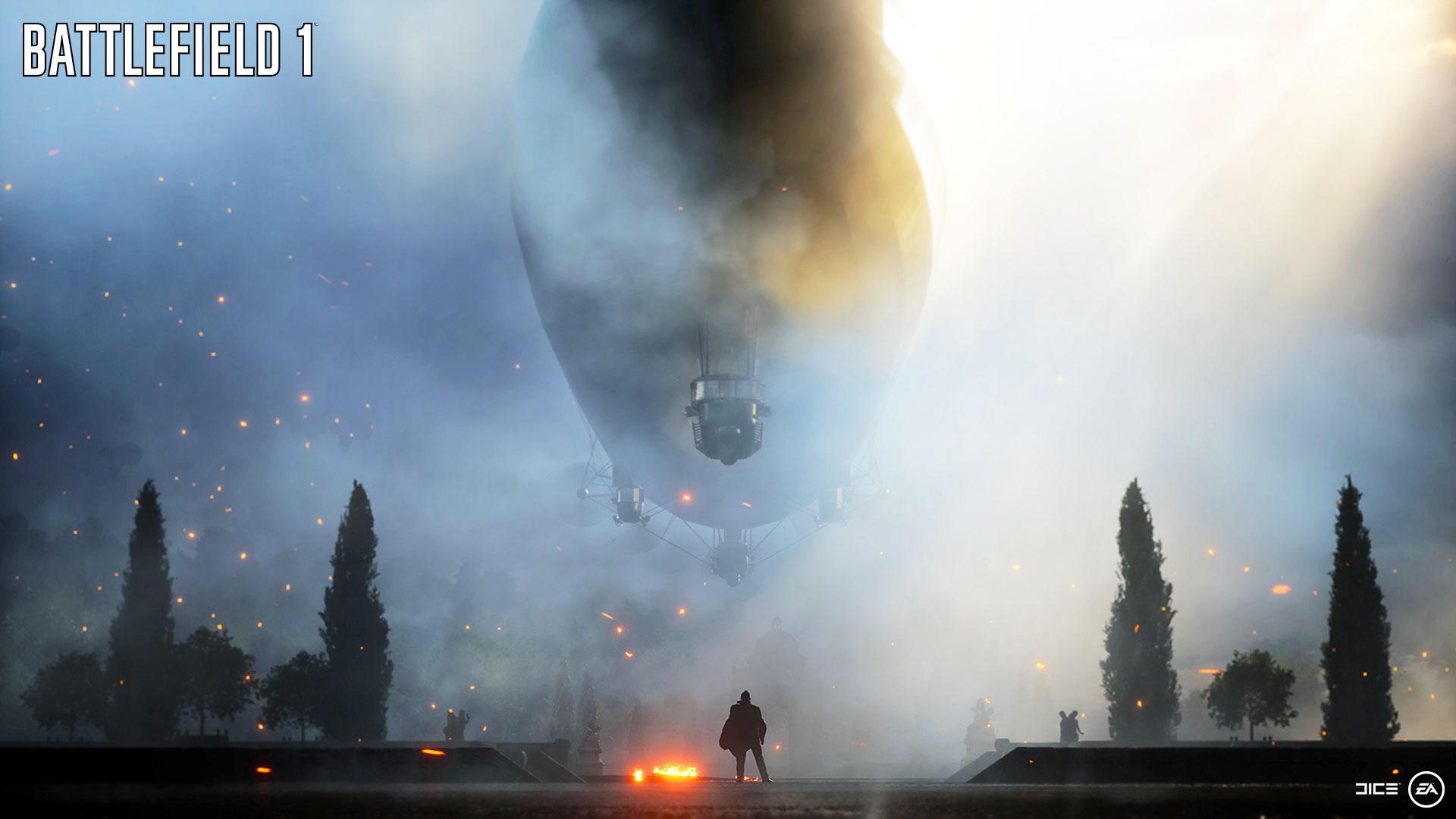 Battlefield 1 te llevará el 21 de octubre a la Primera Guerra Mundial