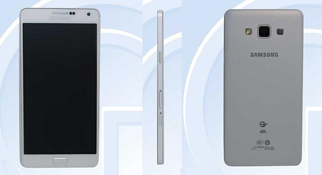 Samsung ha messo per liberare mai il suo smartphone più esile