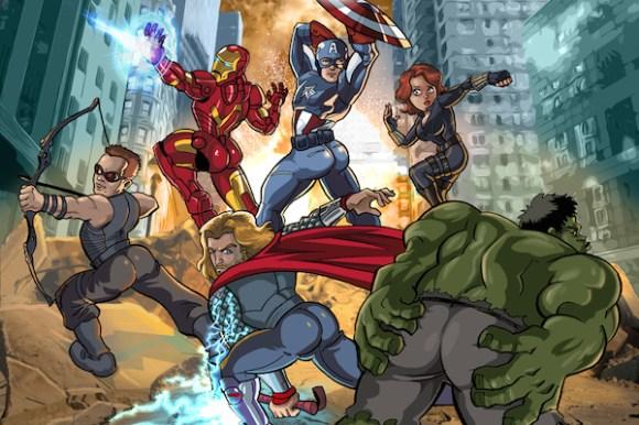 superheroes being aholes, avengers v black widow
